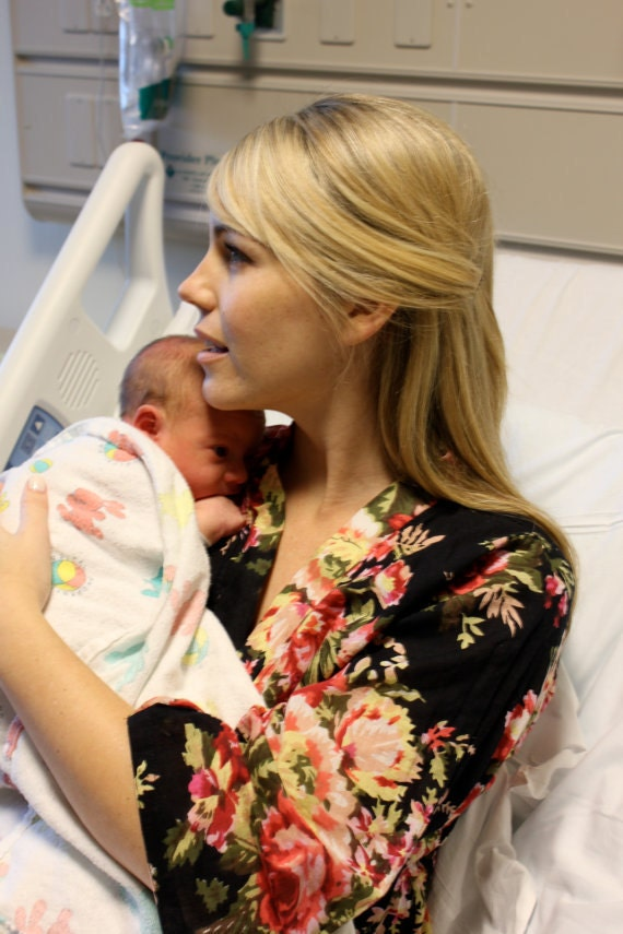 Maternity Hospital Gown Labor And Delivery Gown Dress