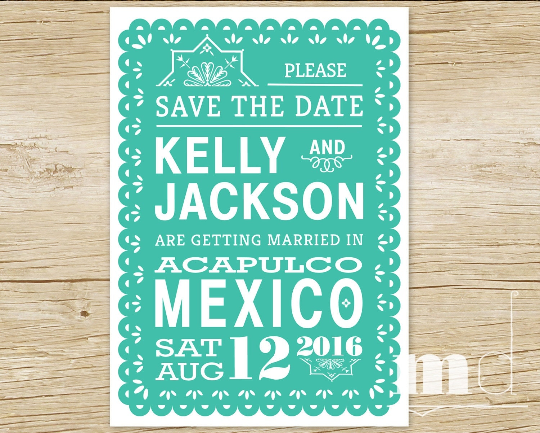 Destination Wedding Invitations Etsy was beautiful invitation sample