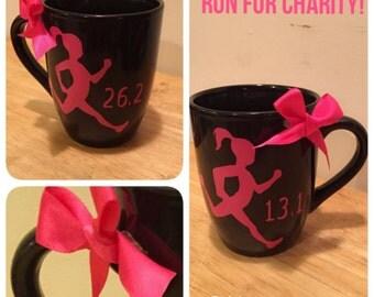 Personalized Mug (run for charity)