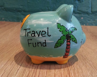 Piggy Bank - Travel Fund