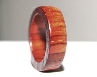 Cocobolo Ring Size 8