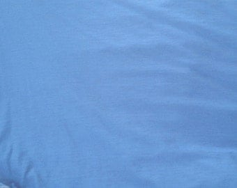 Modal Spandex Fabric Jersey Knit by the Yard  4 Way Stretch  PACIFIC BLUE