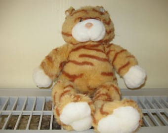 Build A Bear FLOPPY KITTY Retire Collectible ms-166