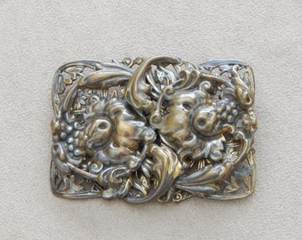 Beautiful B Blumethal Large Brooch