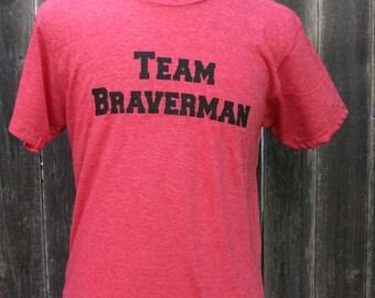 Team Braverman  Parenthood Screenprinted Shirt