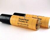 Honeybear Perfume - Honey L'Occitane Type Perfume - Honey Perfume - Sweet Perfume - Dessert Perfume - Handmade