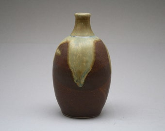Otto Wichmann Lava glazed Studio vase