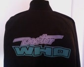 ON SALE: Very Rare Vintage 1980s Doctor Who Jacket Unisex Size XL