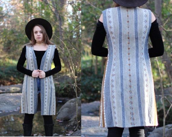 unique vest cowgirl coat