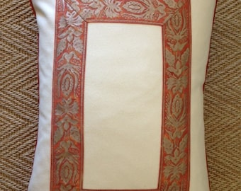 AUTHENTIC Fortuny Pillow