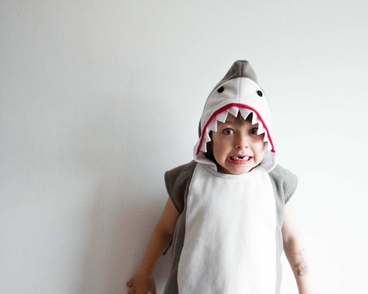 zoom - Halloween Costume Shark