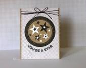 You're A Star Handmade Graduation Card