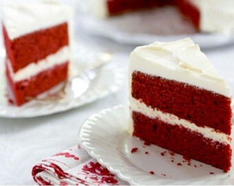 1/2 Ounce Red Velvet Cake Flavor Oil