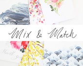 Mix & Match Box Set- A2 Greeting Cards