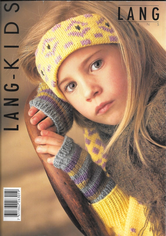 Lang Yarns Lang Kids Knitting Patterns for by carolinagirlz2