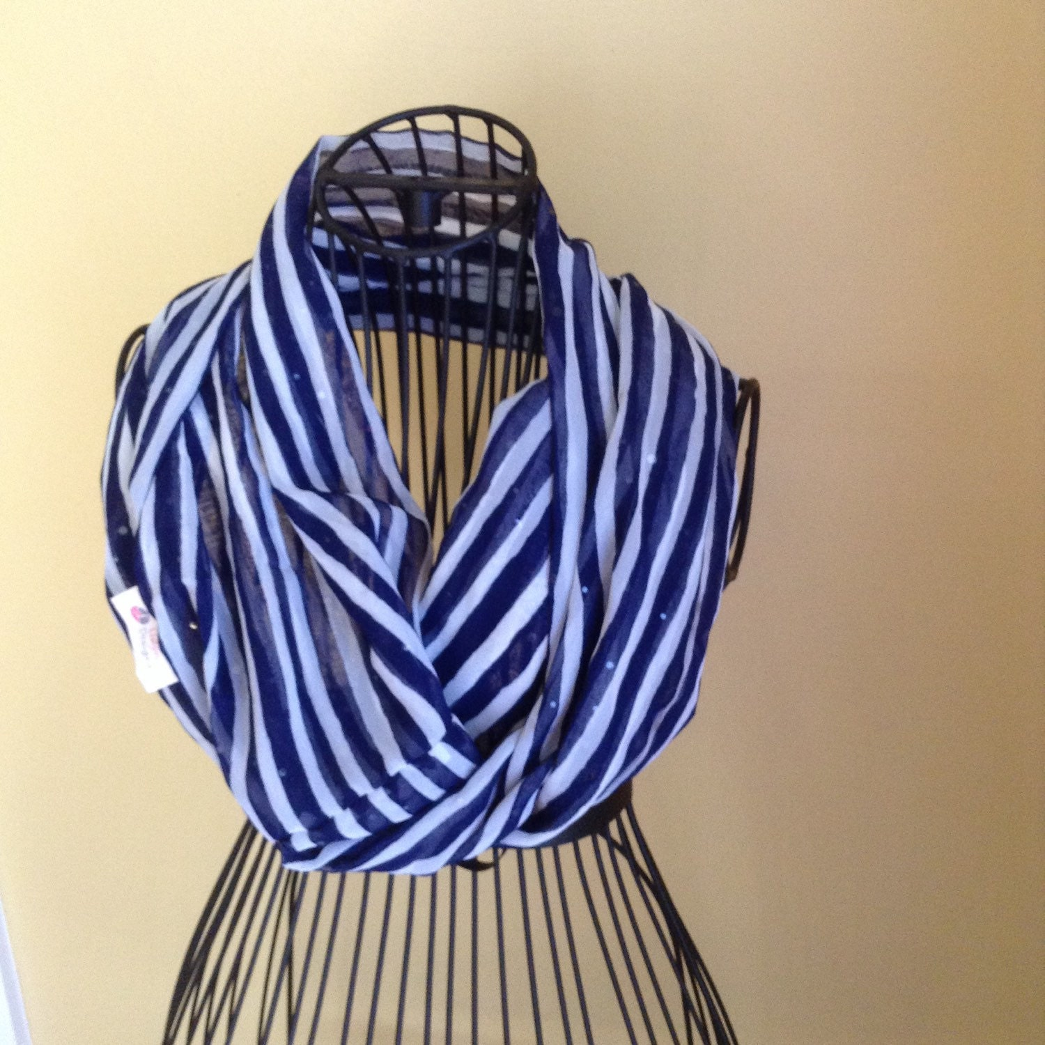 Find great deals on eBay for blue white scarf. Shop with confidence. Skip to main content. eBay: Shop by category. Shop by category. Enter your search keyword Rue21 - Blue White Infinity Scarf 66x Scarf.