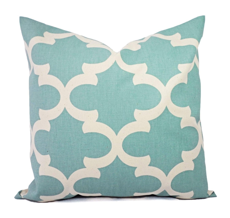 Quatrefoil Decorative Pillow : Decorative Pillows Two Quatrefoil Decorative Pillow Covers