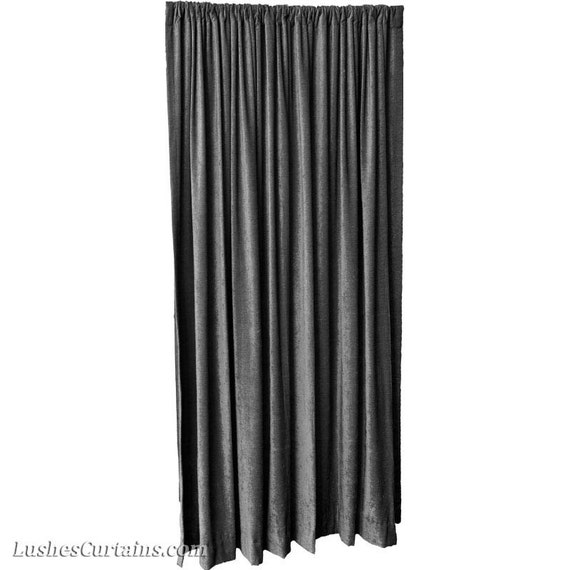 120 Drop Ready Made Curtains 132 Inch Long Curtain Panels