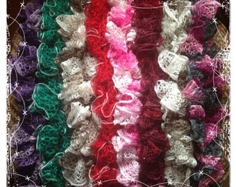 Frills & Lace Scarf