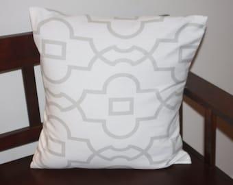 PREMIER PRINTS Bordeaux Pillow Cover- - Envelope Closure