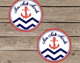 Custom Maritime Labels