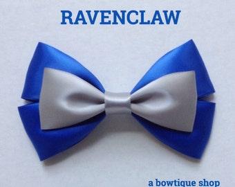 ravenclaw hair bow