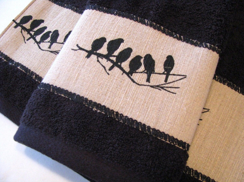 Black And Tan Bathroom: Bath Towels Towels Hand Towel Tan Bathroom Black