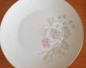 Rosenthal Parisian Spring Salad Plates - Set of 2