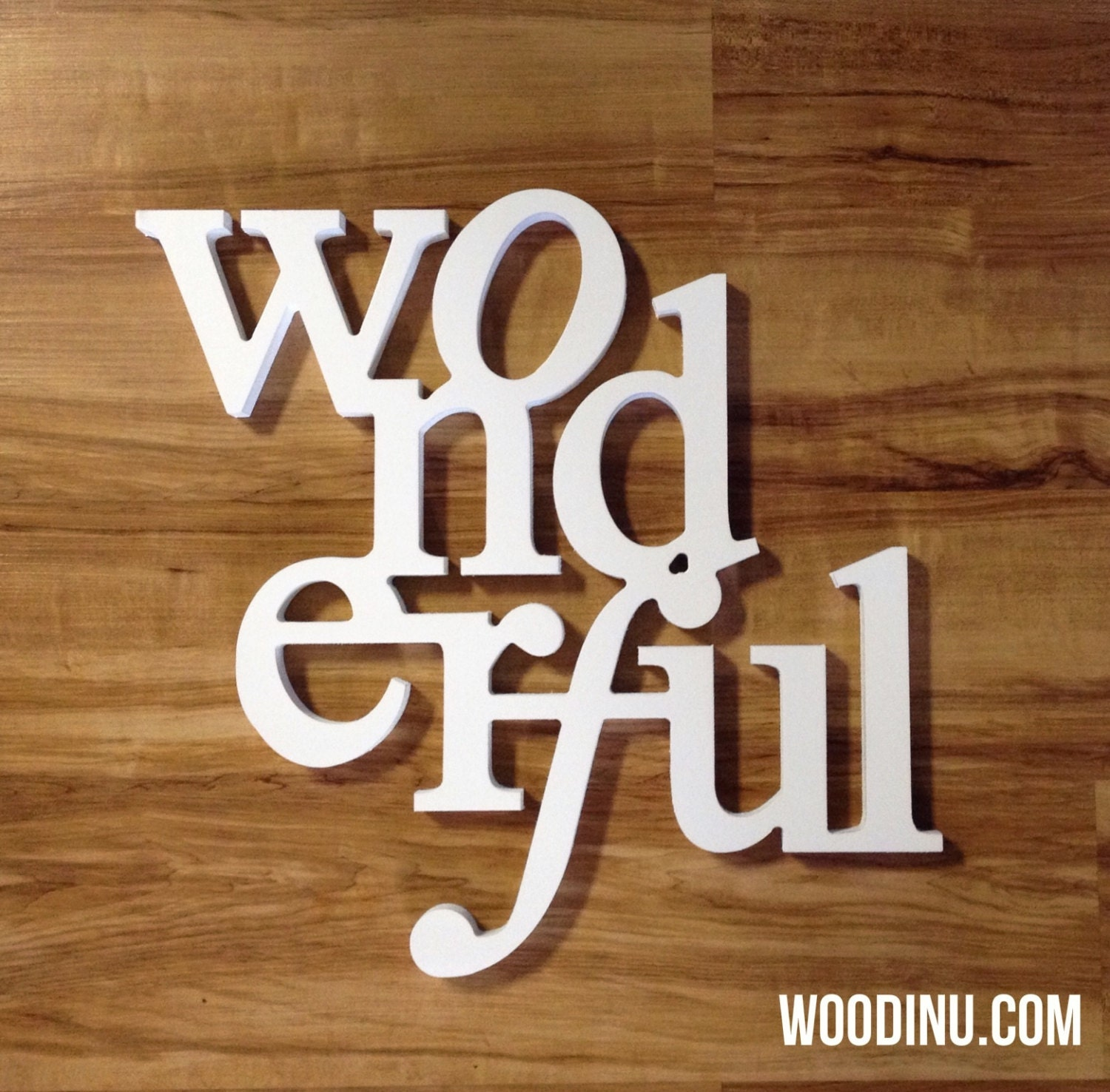 Wooden Word Sign Word Wood Home Decor Wall By WoodinYouSigns