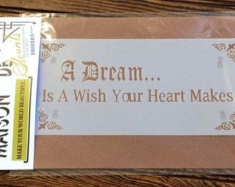 A Dream Stencil