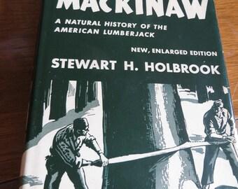 Holy Old Mackinaw!