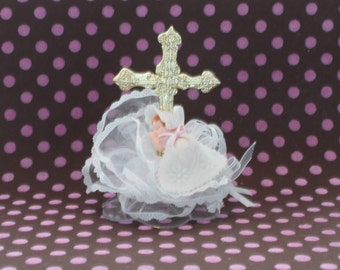 Baptism / Christening Cake Topper / Decoration