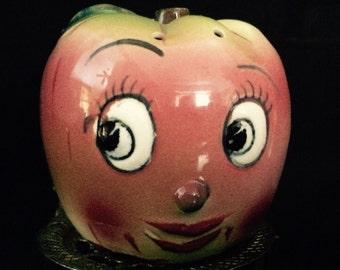 Anthropomorphic Red Apple Shaker