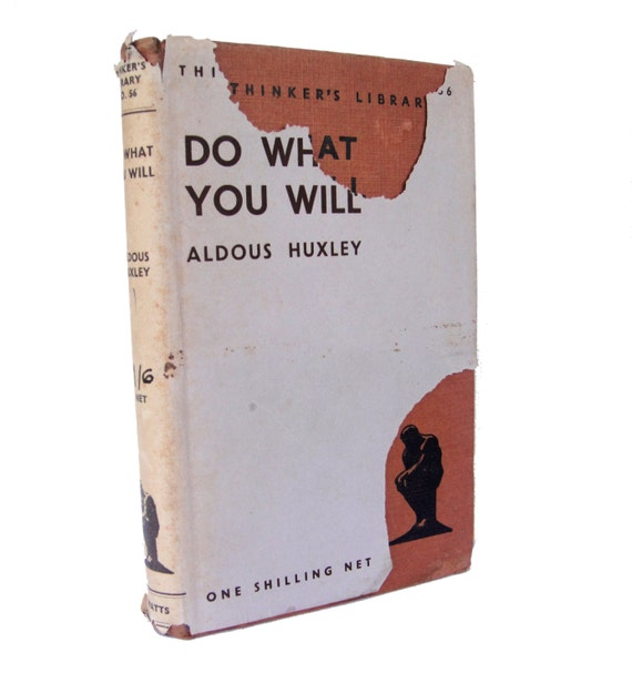 essays of aldous huxley How does aldous huxley's vision of a totalitarian future stand up 75 years after brave new world was first published in which everybody is happy now.