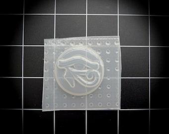 Eye of Horus Eye of Ra Egyptian Amulet Resin Mold