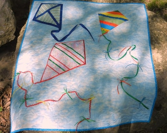 Let's Go Fly a Kite Quilt