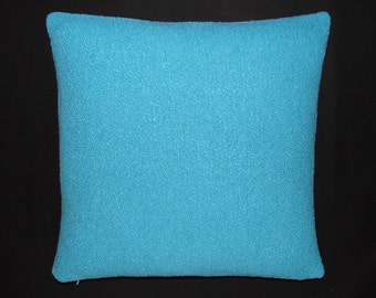 """Knoll Textiles - Classic Boucle - Mid Century Modern accent pillow - 17"""" x 17"""" feather/down insert included"""