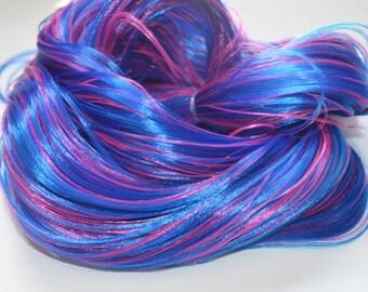 PREORDER L Hank Kaleidoscope Nylon Doll Hair for OOAK Custom Monster High My Little Pony Blythe
