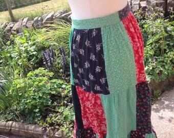 170s maxi skirt