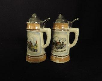 Rothenburg Stein Salt and Pepper Shaker