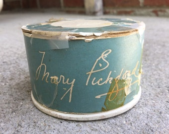 Antique Mary Pickford Cosmetics Facial Powder
