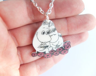 moomin necklace