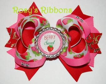 Berry sweet bow