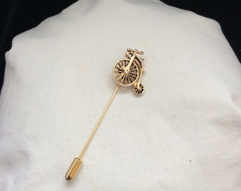Vintage Bike Stick Pin