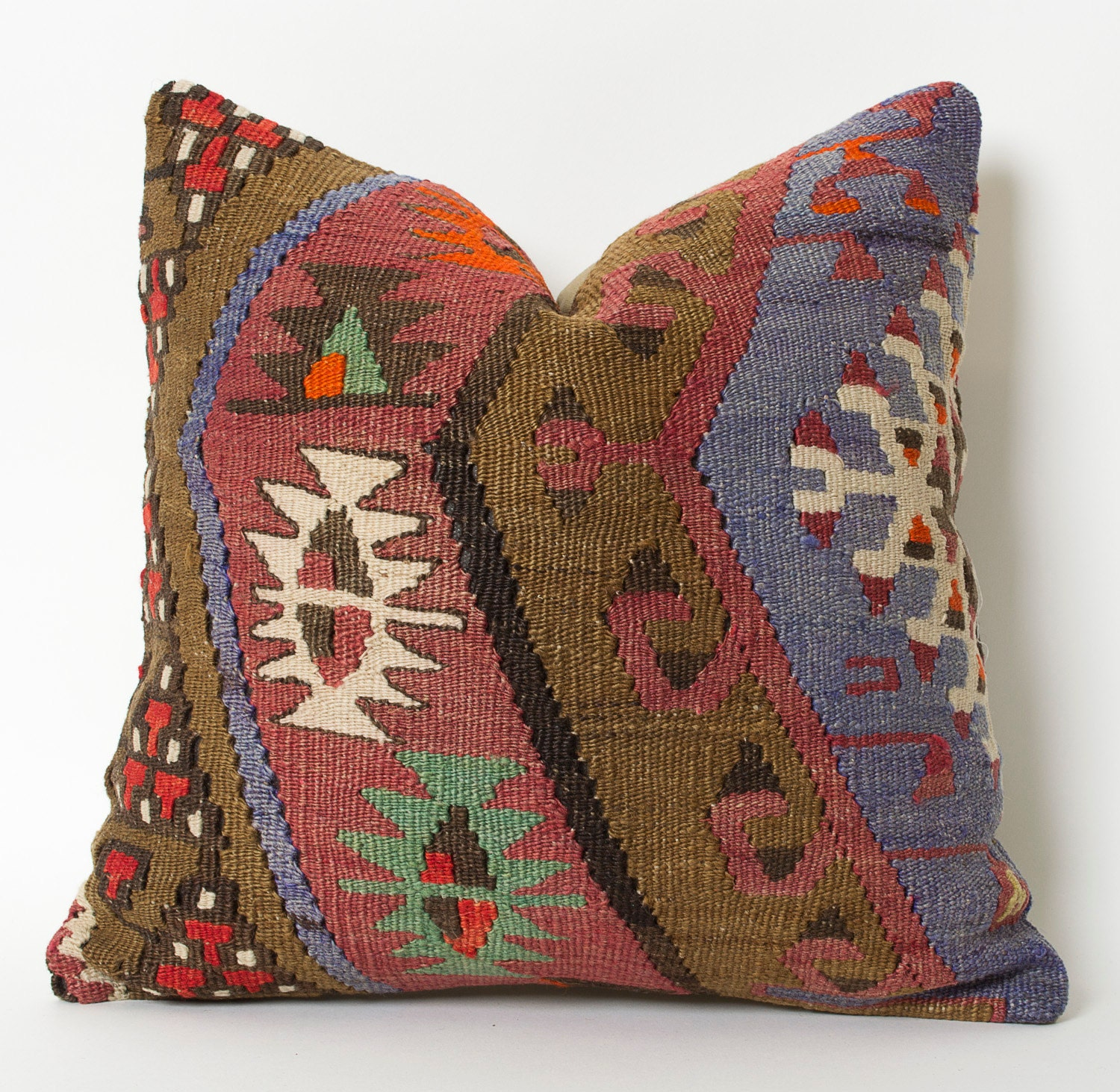 Moroccan Pillow Berber Berber Pillow Moroccan Cushion Kilim