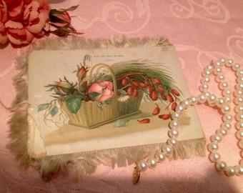 Beautiful Antique, Greeting Card