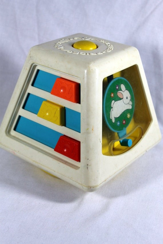 Classic Toys From The 70s : Vintage fisher price toys s musical