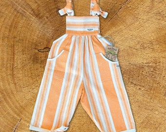 Organic Baby Clothes, Organic Cotton Romper,one piece overalls