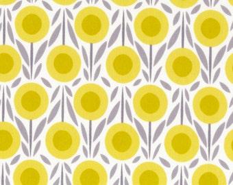 Flower Bed Citrus Fabric
