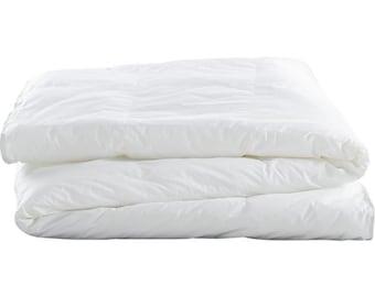 alternative down comforter insert